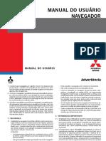 Manual Clarion VX709