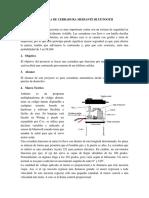 APERTURA DE CERRADURA MEDIANTE BLUETOOTH