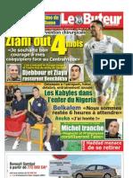 LE BUTEUR PDF du 18/09/2010