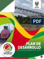 Plan de Desarrollo 2016-2019 Girardot Para Seguir Avanzando