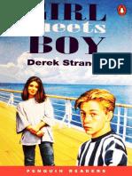 Girl Meets Boy - Penguin Readers