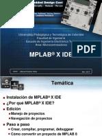 Presentacion MPLAB IDE X