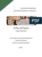 Plaza Popolo