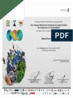 4.- 7mo. Congreso Nacional de Investigación en Cambio Climatico Del Antropoceno a La Sustentabilidad