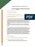 Control de Lectura Auditoria Nia 200 y 210