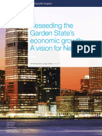 Reseeding the Garden States Economic Growth a Vision for New Jersey