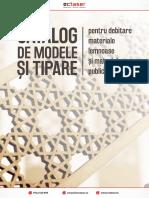 Catalog de Modele Si Tipare Debitare Laser Mdf Si Alte Materiale Publiciatre