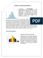 distribuciones empíricas y histograma