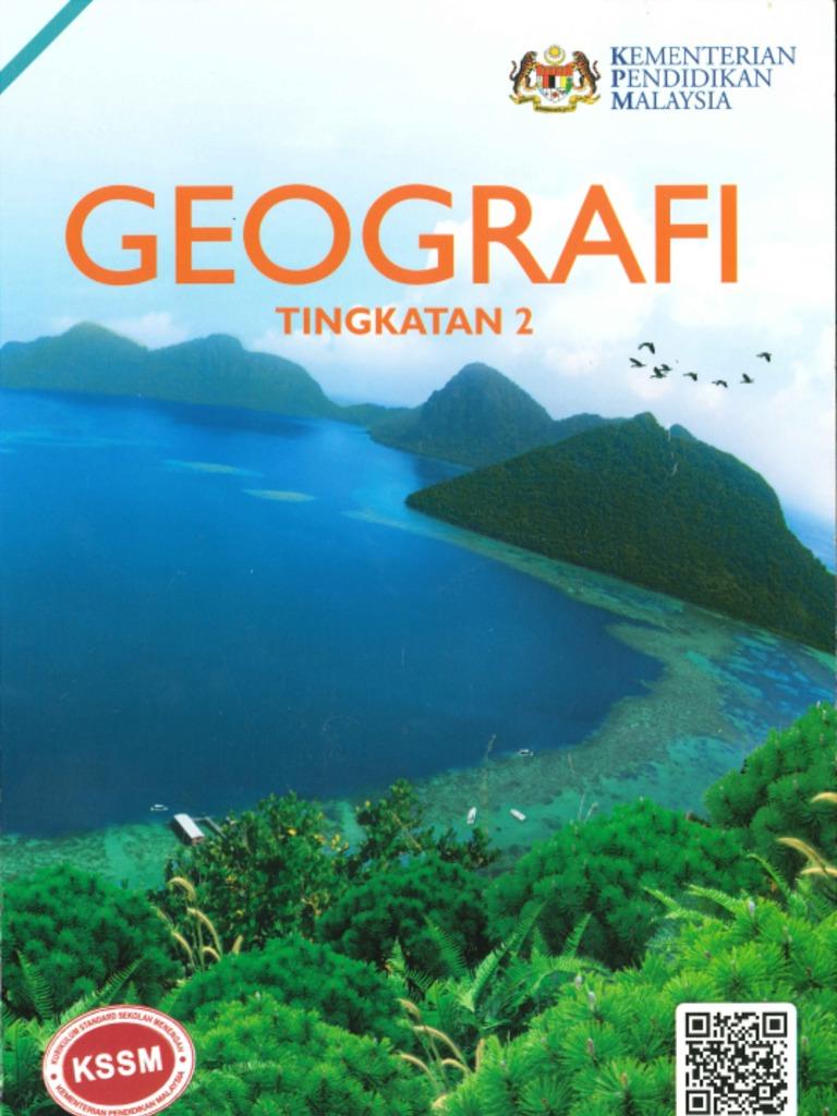 Kssm Buku Teks Text Book Geografi Tingkatan 2 2018 03