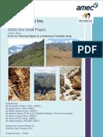 ZNC Reports 43 101 PFS August 2013