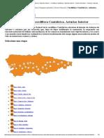 Camino Natural de La Cordillera Cantábrica. Asturias Interior - Cordillera Cantábrica. Asturias Interior - Sector Noroeste - Caminos Naturales - Caminos Naturales - Desarrollo Rural - Mapama
