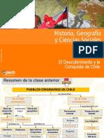 El Descubrimiento y La Conquista de Chile