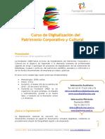 UNED Curso de Digitalizacion