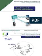 Presentacion CCNA Cap28 Fundamento WLAN v1.0 01012018