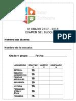 6to Grado - Bimestre 3 (2016-2017)_1