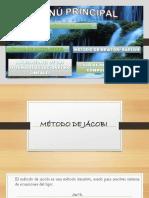 Exposicion de Metodos Numericos