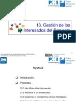 C13 Interesados PMBOK 5a Ed (2)