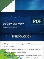 Presentación Química Del Agua