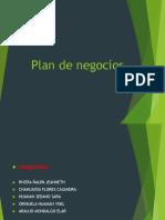 Plan de Negocio chanchamayo