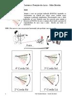 Exercícios de Postura e Posição de Arco - Viola