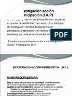 Proyectos IAP