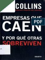 Empresas Que Caen - Jim Collins