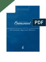 O Evangelho Por Emmanuel - Mateus