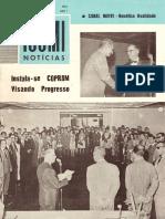ICOMI Notícias 08 (Agosto de 1964)