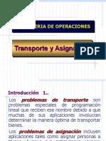 Ing.operaciones Transporte