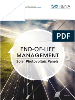 IRENA Rpt Recycle End-Of-Life Solar PV Panels 2016