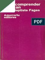 Para comprender a Lacan [Jean-Baptiste Fages].pdf