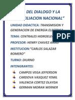 Central Hidroeléctrica Grupo