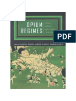 Brook & Wakabayashi - Opium Regimes_China, Britin and Japan (2000)
