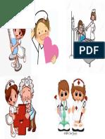 Imagenes de Enfermeria Animados