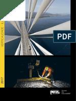 Petzl Catalog Pro 2017 PT1