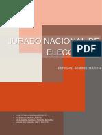Jne Derecho Adm