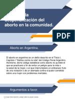 Trabajo Practico Aborto