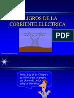 Peligro Corriente Electrica