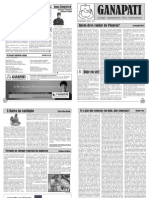 Jornal Ganapati - 2009 12 Dez