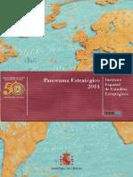 Panorama Estrategico 2014