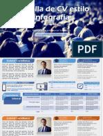Plantilla de CV tipo Infografia.pptx
