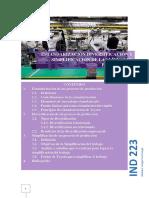 Estandarización Diversificación y Simplificación de Las Líneas de Producción