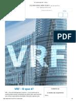 Ar Condicionado VRF - A