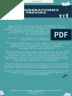 Infografía pedagogía de la autonomía Paulo Freire