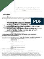 Retiros parciales por desempleo y matrimonio de tu cuenta de Afore.pdf