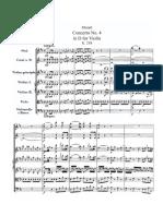Suzuki Violin Method - Vol 10 - Violin Concerto No.4 in D, K.218.pdf