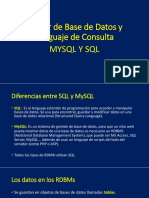 SQL PRINCIPIOS BASICOS