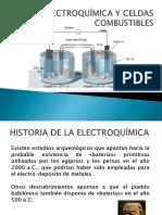 Historia de La Electroquímica
