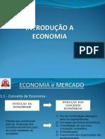 001 - Economia e Mercado - Nota de Aula 001 Fac