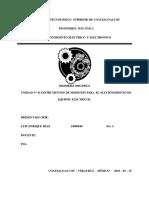 Unidad 1 Mantenimiento Electrico APA